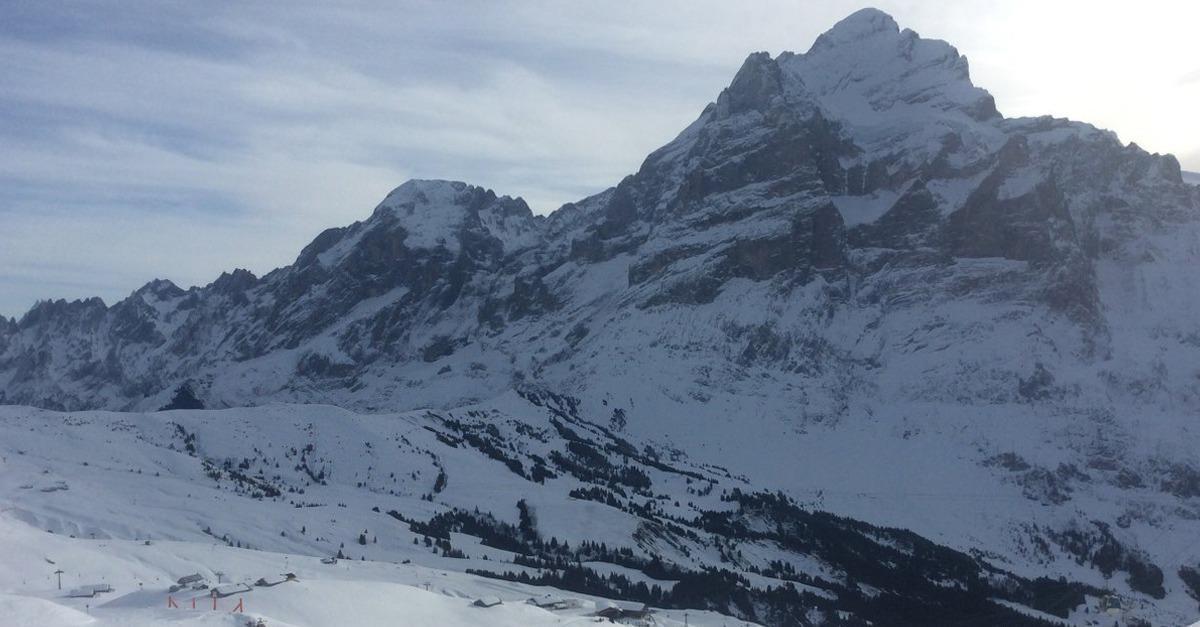 station de ski Grindelwald