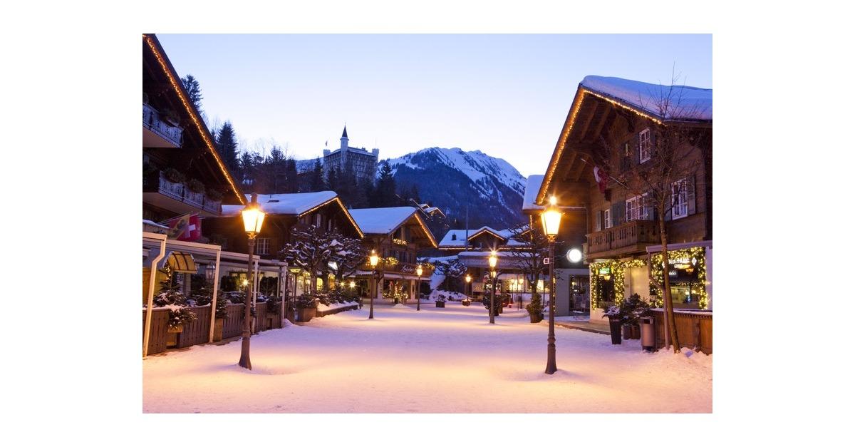 station de ski Gstaad