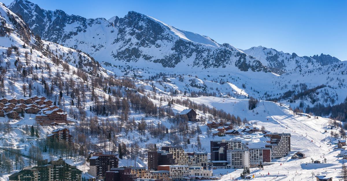 station de ski Isola 2000