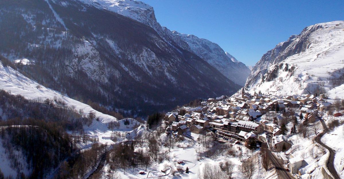 station de ski La Grave