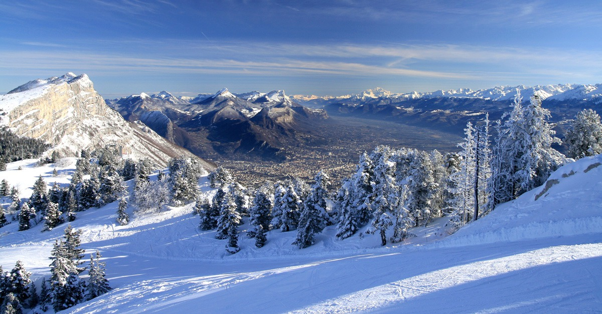 station de ski Lans en Vercors