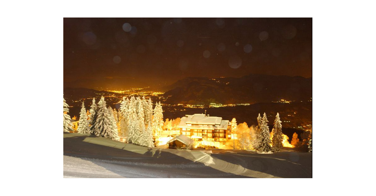 station de ski Le Collet d'Allevard