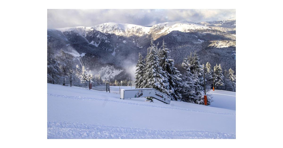 station de ski Schnepfenried