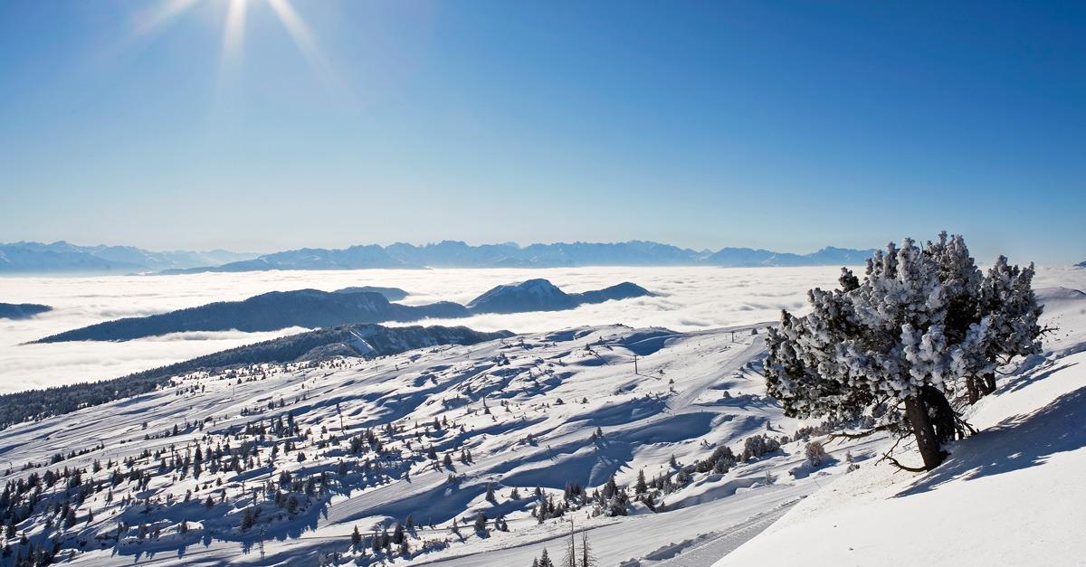 station de ski Les Aillons - Margériaz
