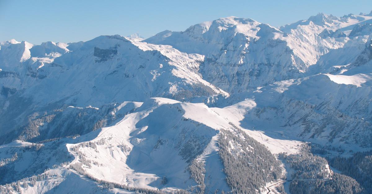 station de ski Les Carroz-d'Araches