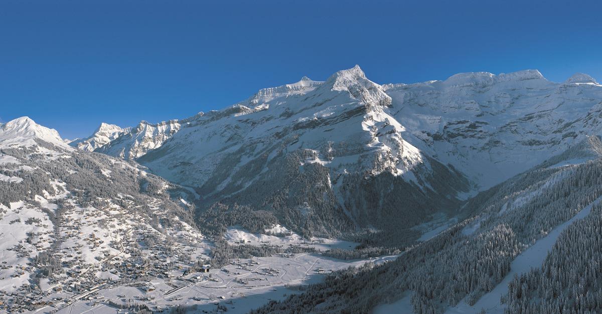 station de ski Les Diablerets - Glacier3000