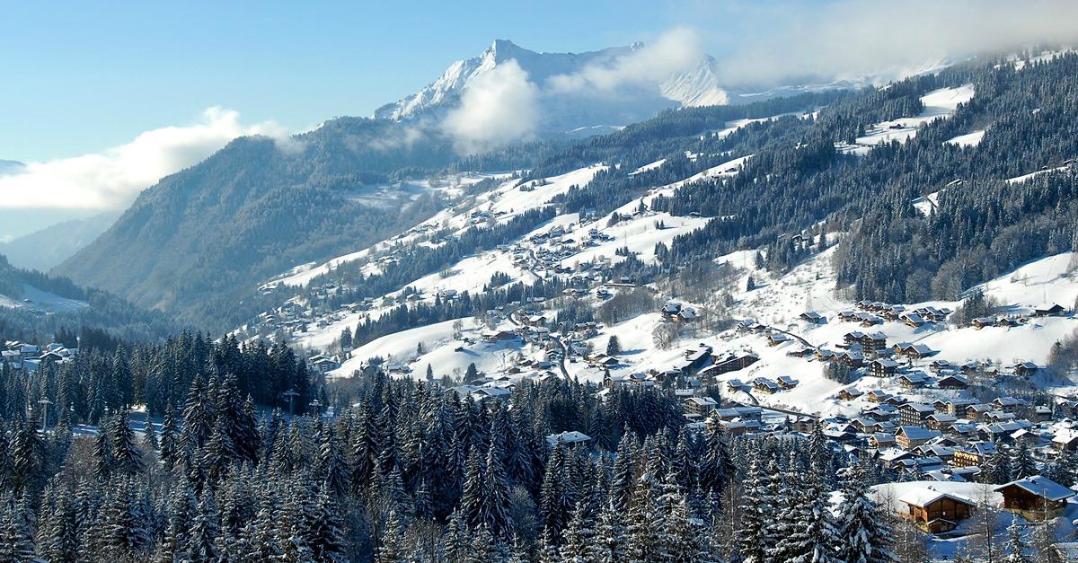 station de ski Les Gets