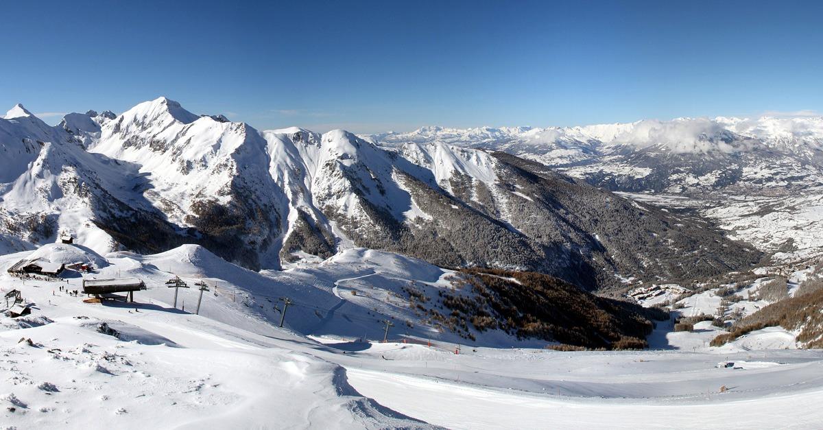 station de ski Les Orres