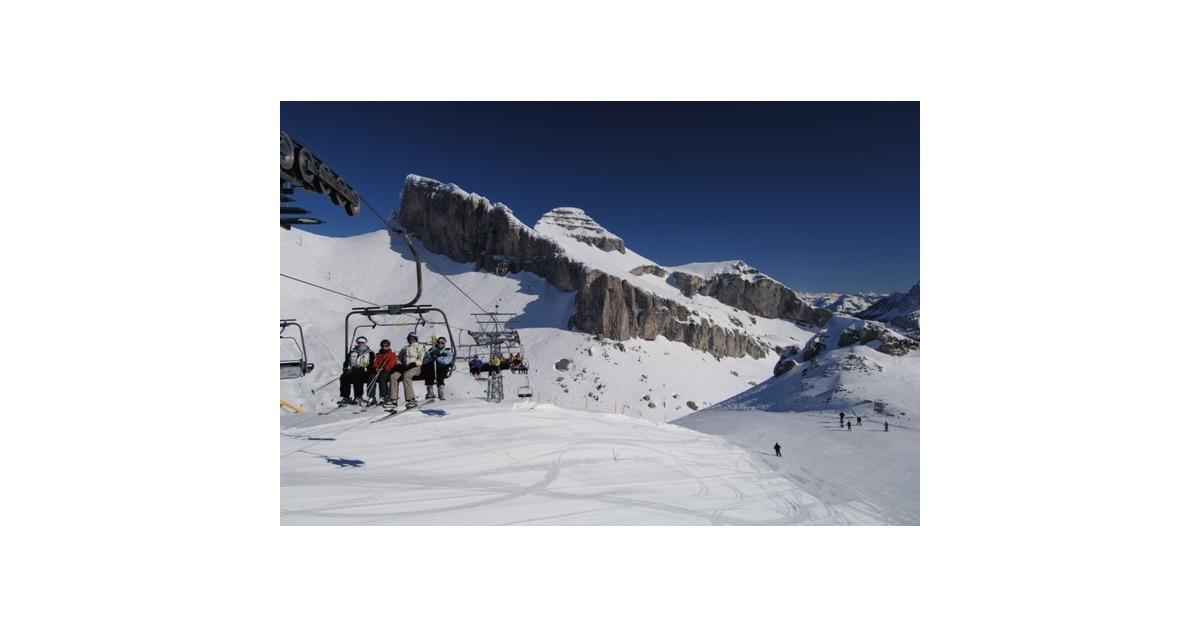 station de ski Leysin