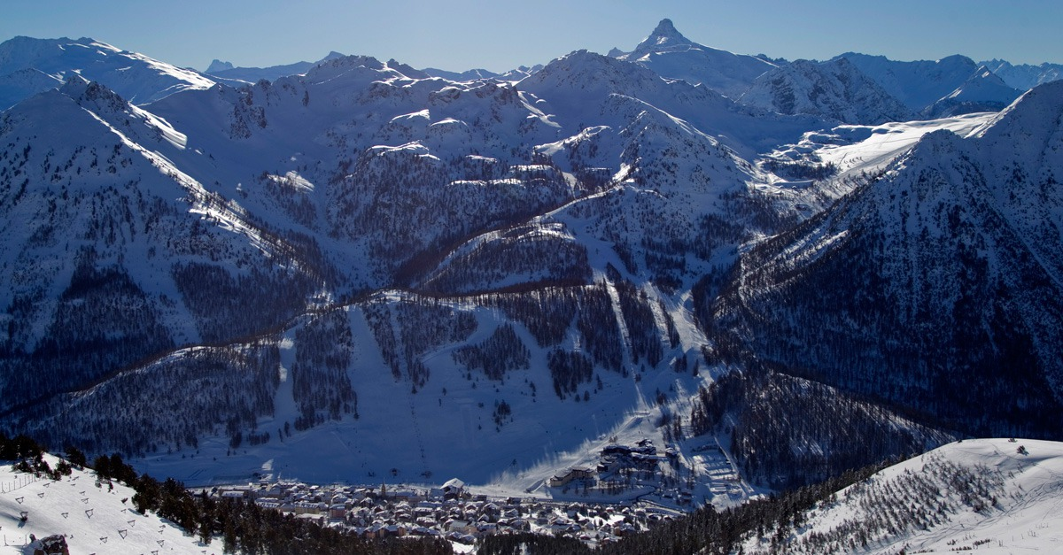 station de ski Montgenèvre