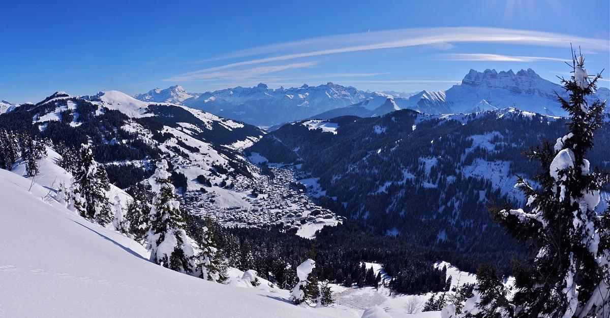 station de ski Morgins