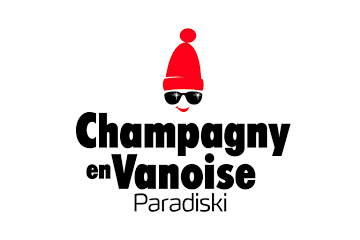 plan des pistes Champagny en Vanoise