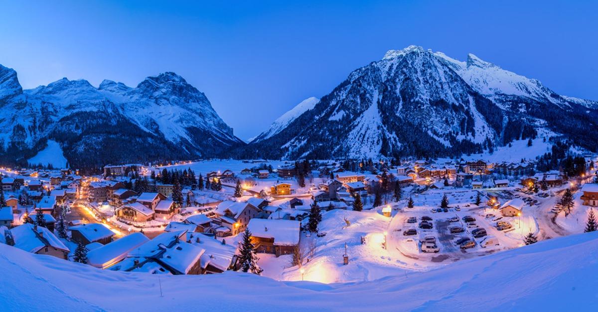 station de ski Pralognan la Vanoise