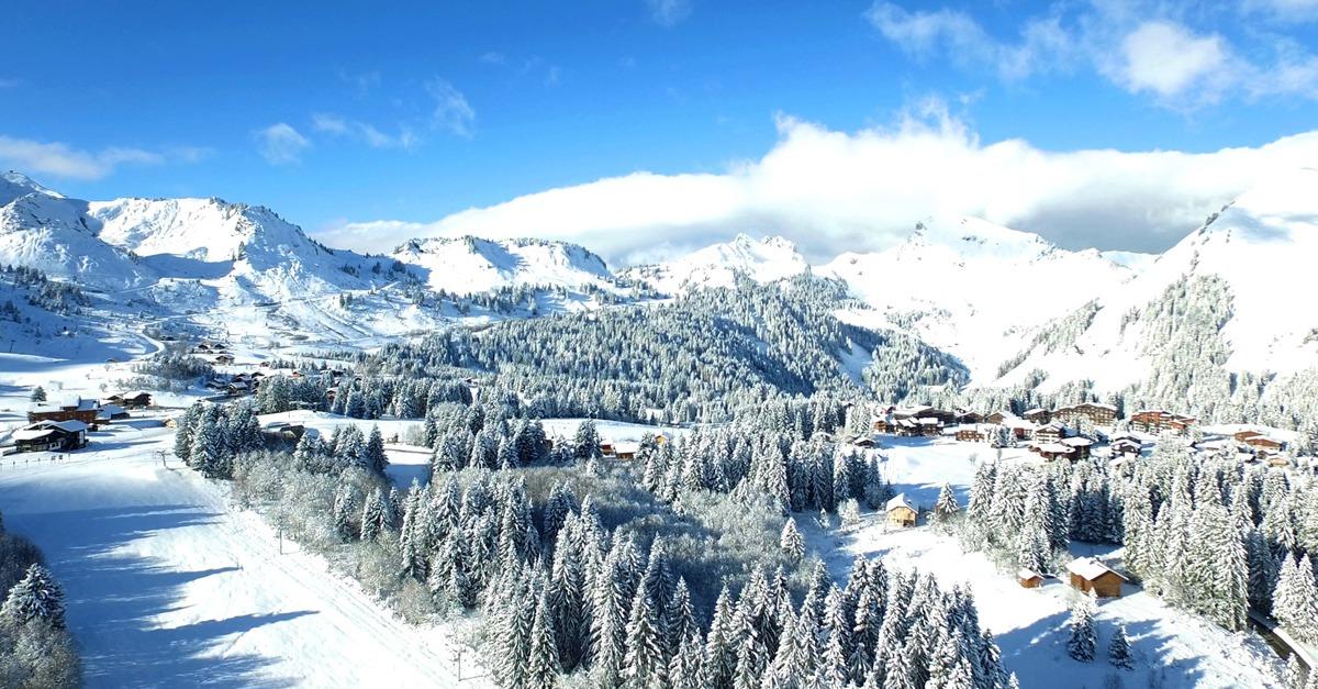 station de ski Praz de Lys-Sommand