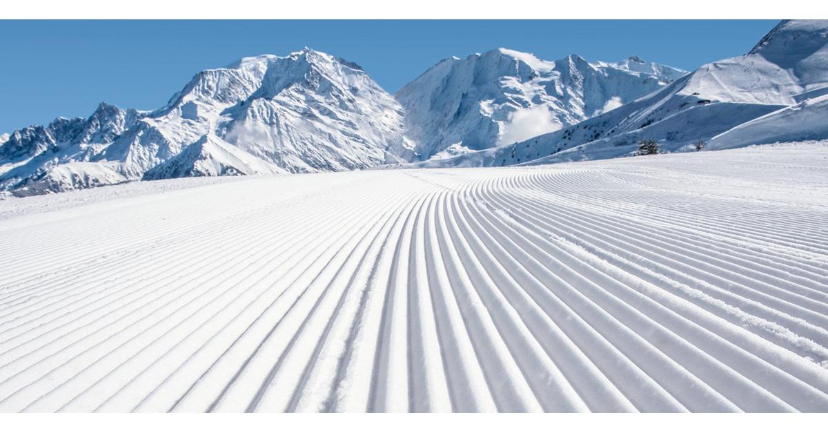 station de ski Saint Gervais-Mont Blanc
