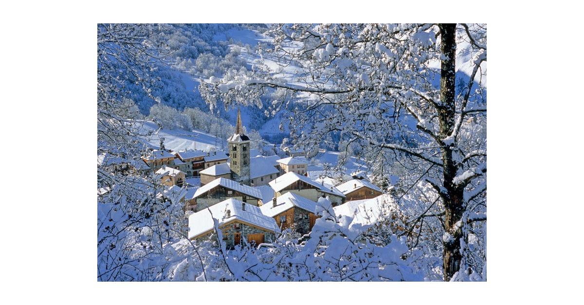 station de ski Saint Martin de Belleville