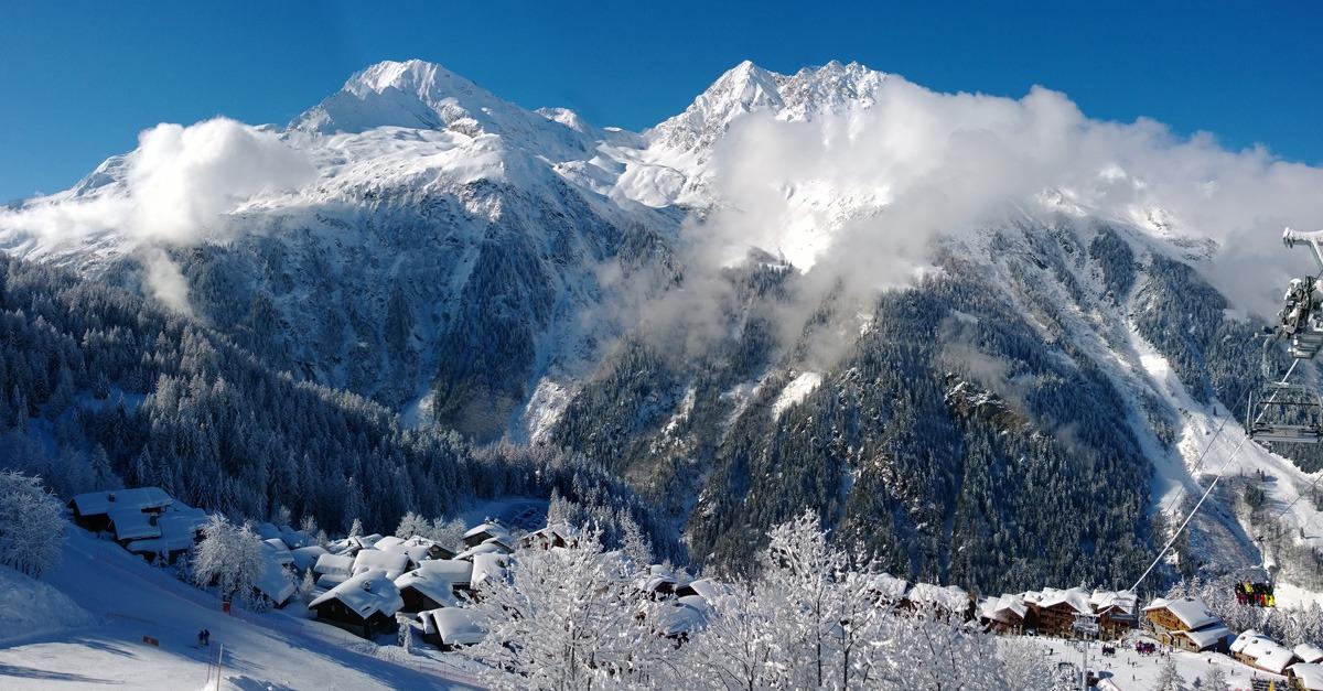 station de ski Sainte Foy