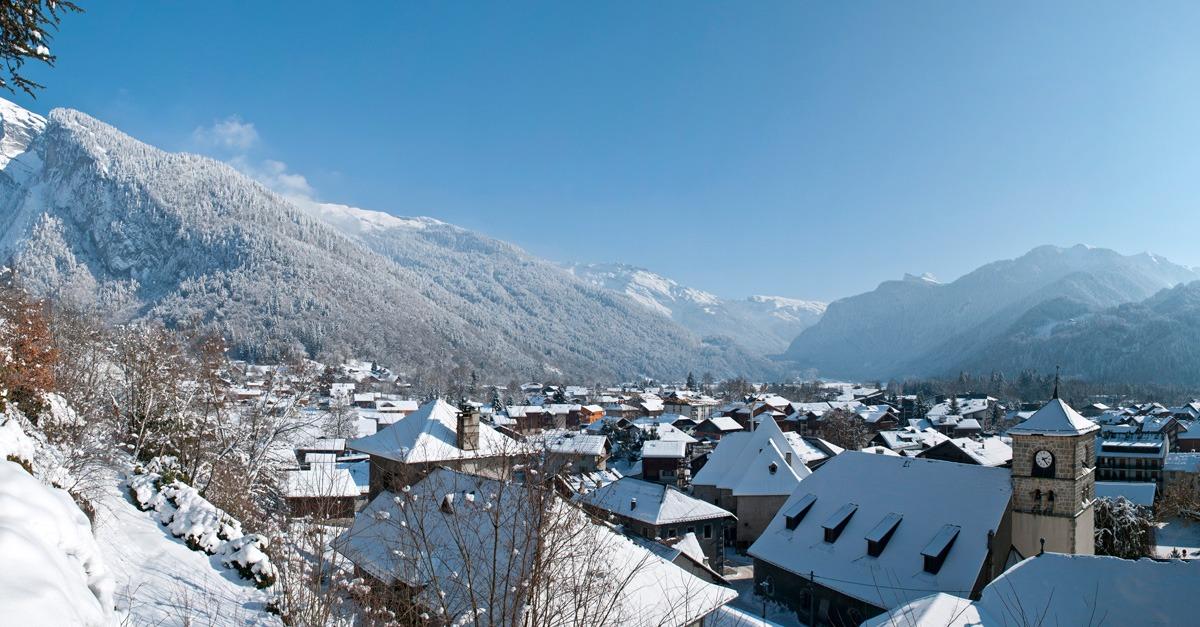 station de ski Samoëns