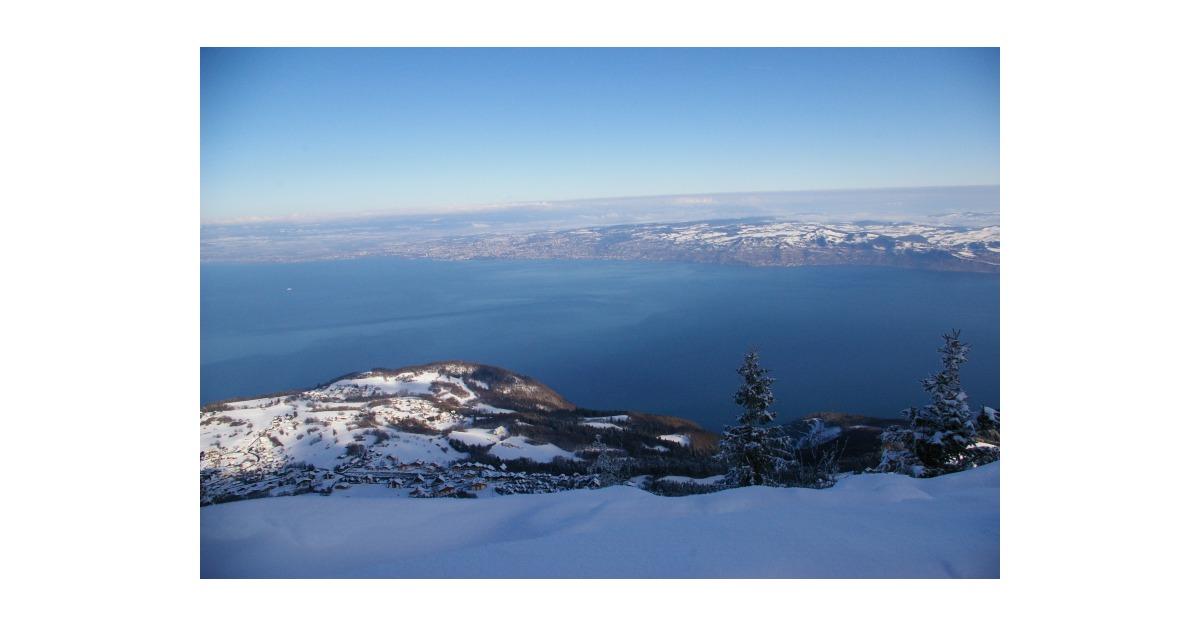 station de ski Thollon les Mémises
