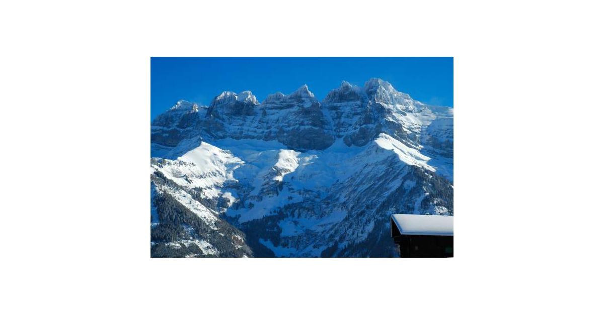 station de ski Val d'Illiez