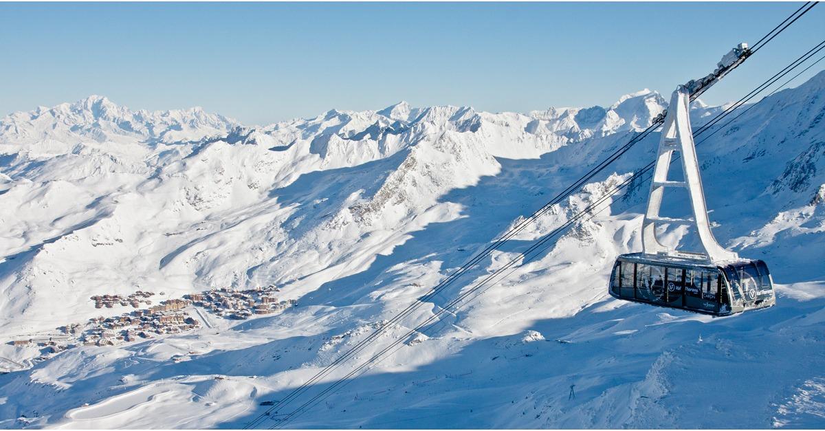 station de ski Val Thorens