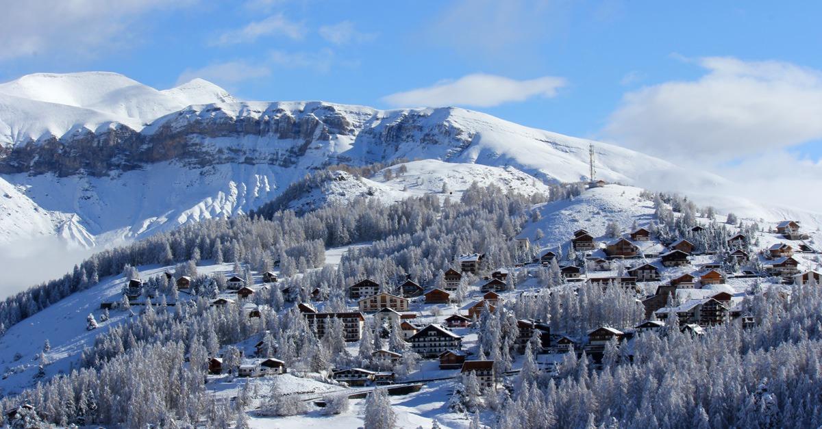station de ski Valberg