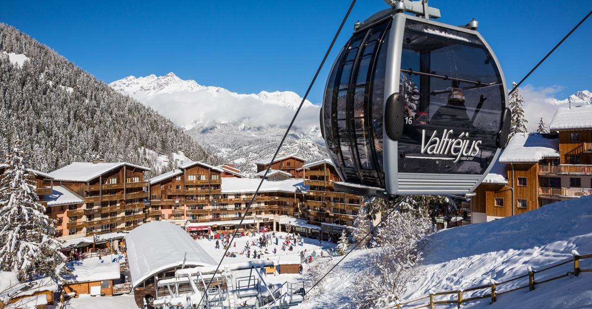 station de ski Valfréjus