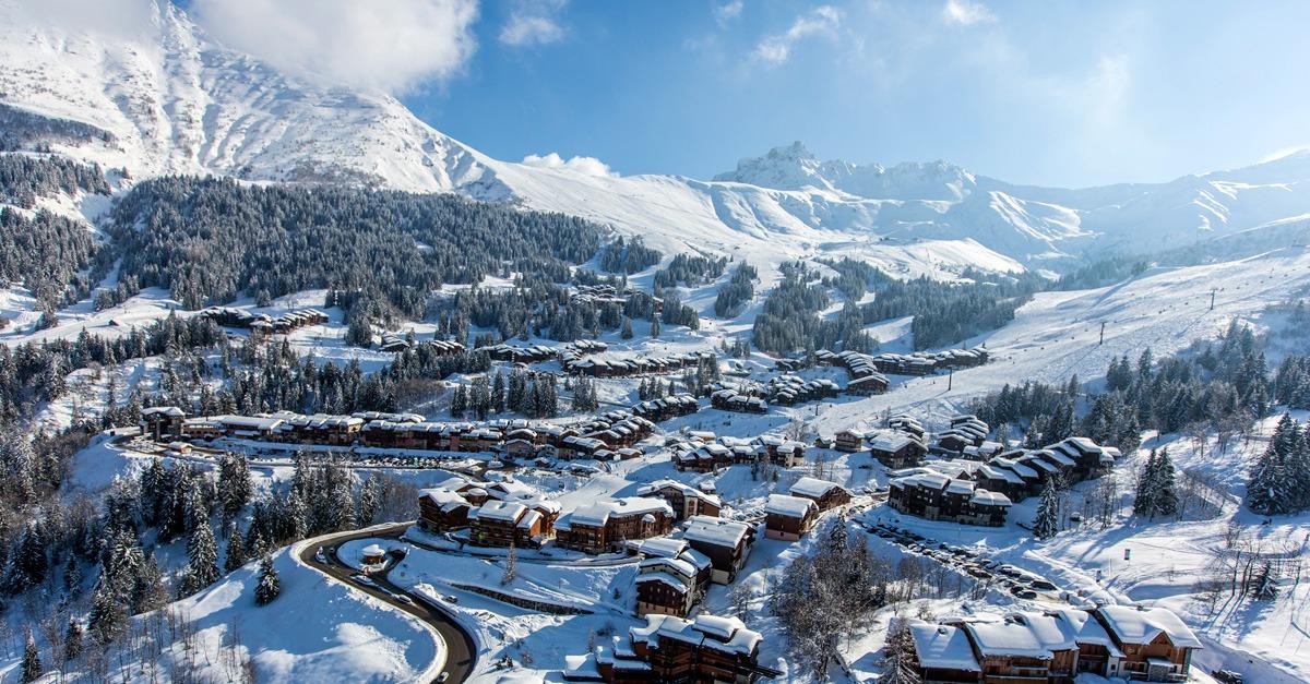 station de ski Valmorel