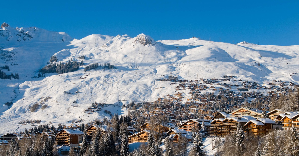 station de ski Verbier