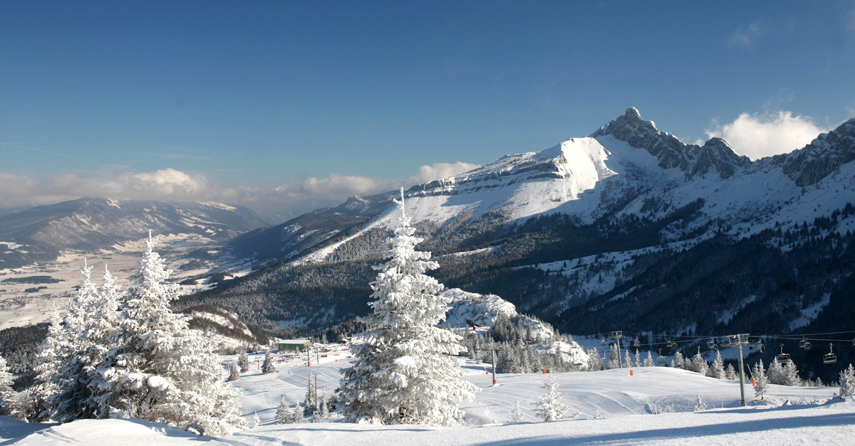 station de ski Villard de Lans