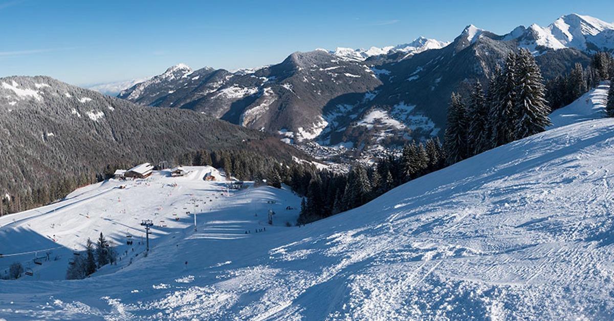 station de ski Roc d'Enfer - Saint-Jean d'Aulps