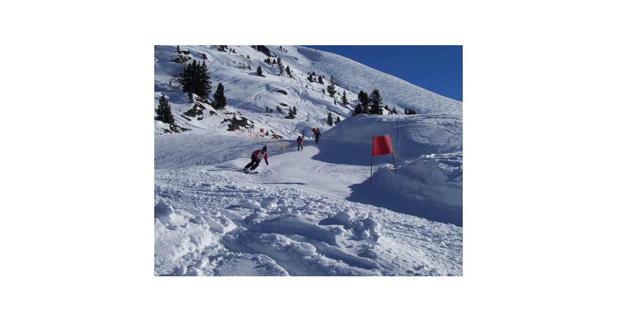 station de ski Vallorcine